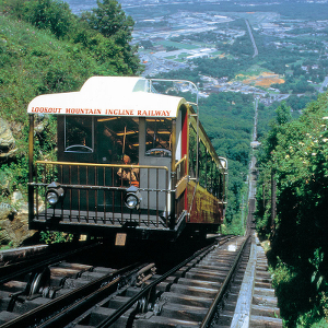 Lookout Mountain Incline
